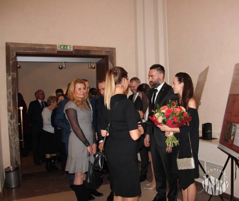 Uroczyste rozpoczęcie misji dyplomatycznej Konsula Generalnego Republiki Słowackiej Tomasa Kasaja