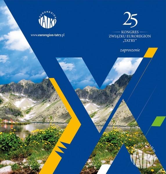 """XXV Kongres Związku Euroregion """"Tatry"""""""