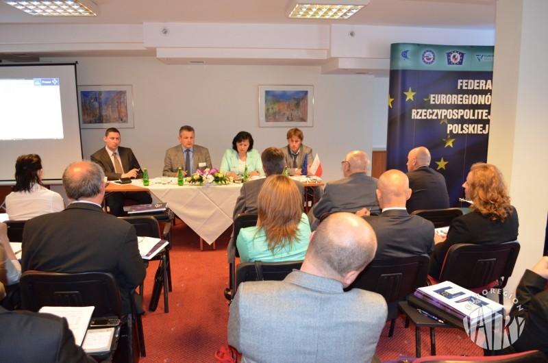 I Walne Zebranie Delegatów Federacji Euroregionów Rzeczypospolitej Polskiej
