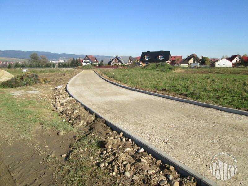 Miasto Nowy Targ kontynuuje budowę kolejnych 11 km tras rowerowych w ramach Szlaku wokół Tatr