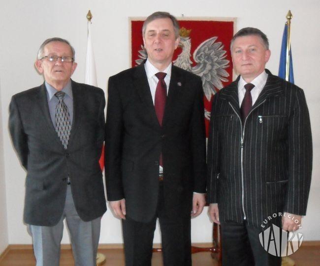 Spotkanie z Ambasadorem Rzeczypospolitej Polskiej w Bratysławie