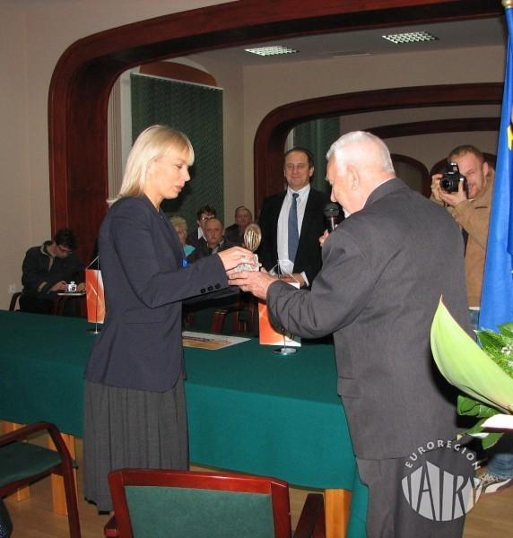 Wizyta Minister Elżbiety Bieńkowskiej