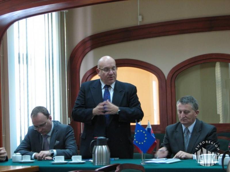 Wizyta Ambasadora Republiki Słowackiej