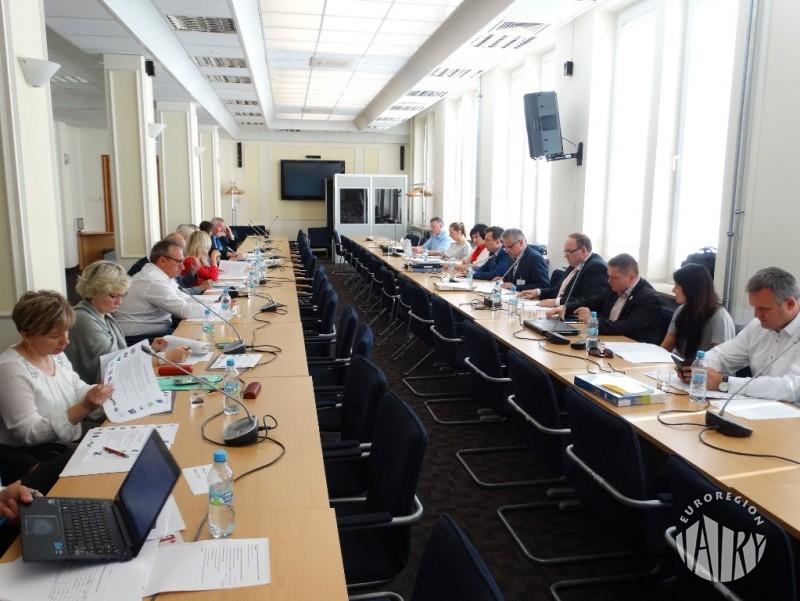 V Walne Zebranie Delegatów Federacji Euroregionów Rzeczypospolitej Polskiej