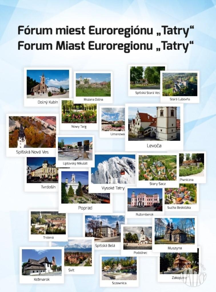 "Forum Miast Euroregionu ""Tatry"""
