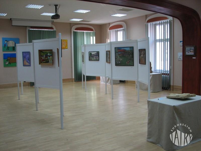 Wystawa pokonkursowa Biennale Sztuki Naiwnej i Art Brut Pogranicza Polsko-Słowackiego im. Edwarda Sutora