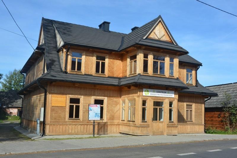 Otwarcie Centrum Promocji i Ochrony Torfowisk w Chochołowie