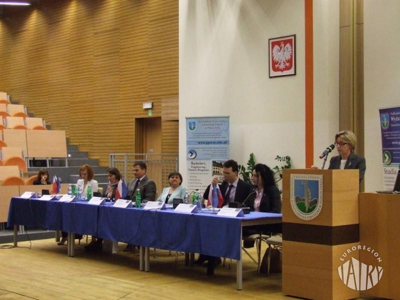 Konferencja konsultacyjna projektu Programu Współpracy Transgranicznej PL-SK 2014-2020