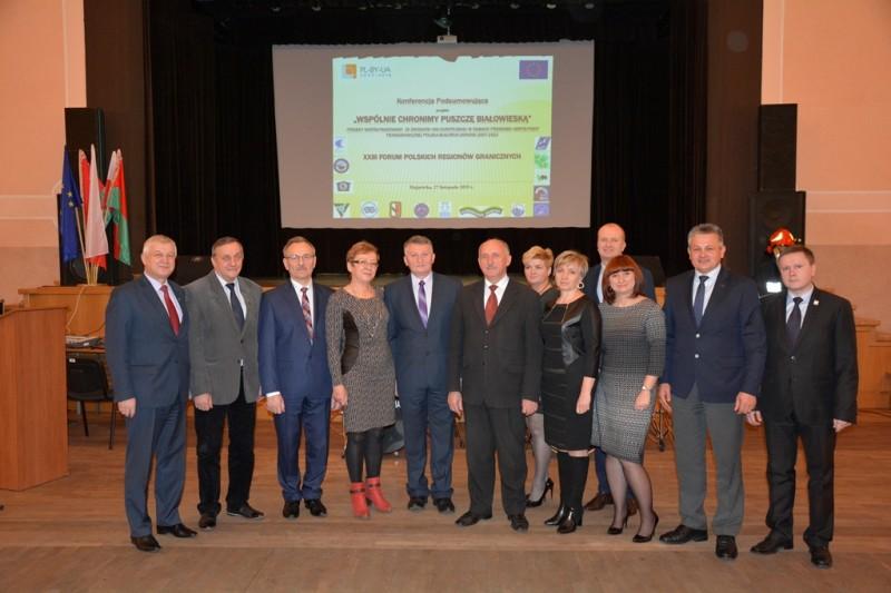 XXIII Forum Polskich Regionów Granicznych