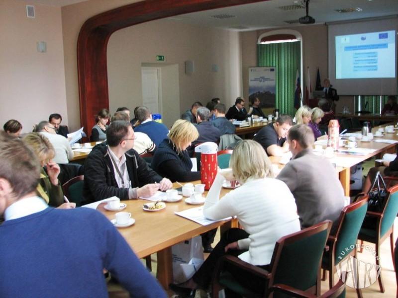 Materiały szkoleniowe dla wnioskodawców II naboru mikroprojektów