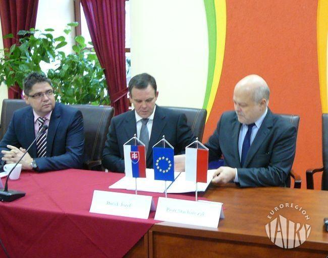 XVIII posiedzenie Polsko-Słowackiej Komisji Międzyrządowej ds. Współpracy Transgranicznej