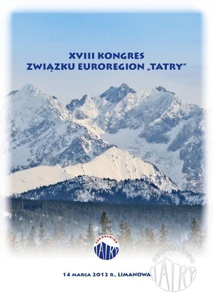 """XVIII Kongres Związku Euroregion """"Tatry"""""""