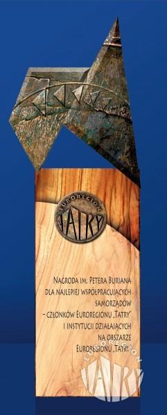 """Przedłuzenie terminu nadsyłania zgłoszeń do Konkursu o Nagrodę im. Petera Buriana dla najlepiej współpracujących samorządów - członków Euroregionu """"Tatry"""" i instytucji działających na obszarze Euroregionu """"Tatry"""""""