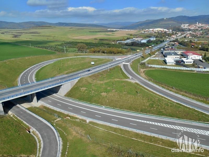 Zmiana wysokości opłat za przejazd autostradami i drogami szybkiego ruchu na Słowacji