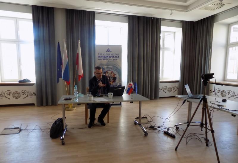 Zakończenie specjalistycznych szkoleń dla polskich i słowackich pracowników administracji samorządowej